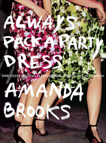 Always Pack A Party Dress Book