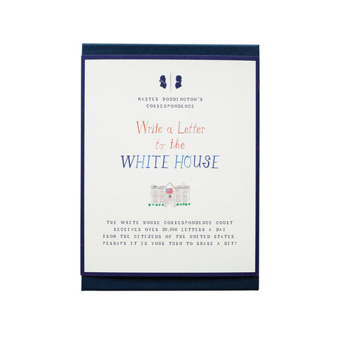 White House Letter Writing Kit