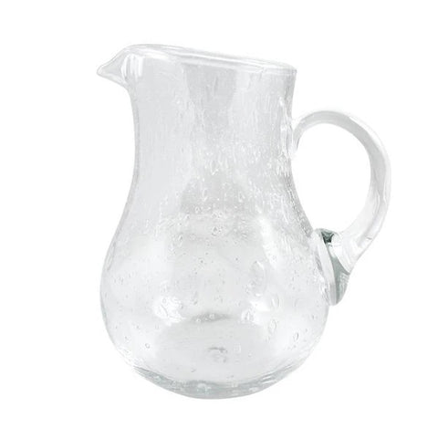 Mariposa Bellini Small Glass Pitcher