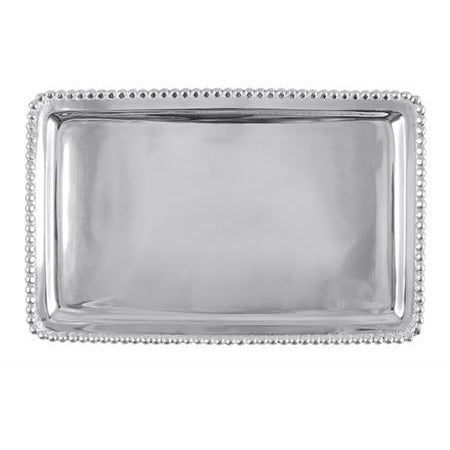 Mariposa Beaded Buffet Tray