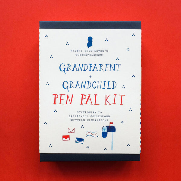 Grandparent Pen Pal Kit