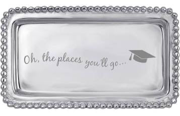 Mariposa Graduation Statement Tray