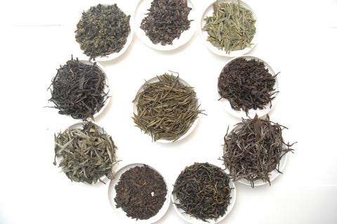 Tea Lover Sampler