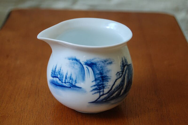 Jingdezhen Porcelain Fairness Pitcher