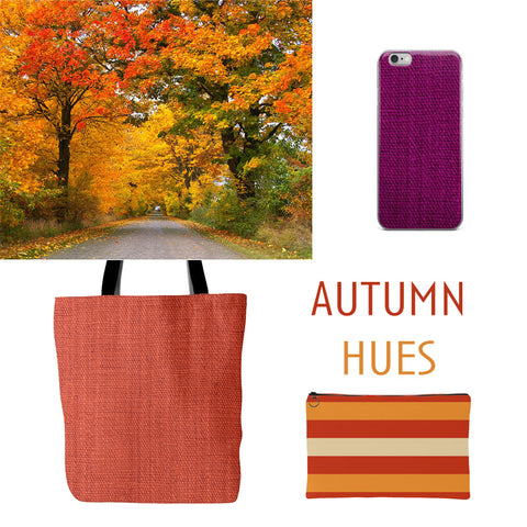 Autumn Hues Make Their Way Onto Fall Accessories