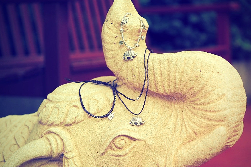 Lucky Elephant Jewelry For Good Luck Quan Jewelry