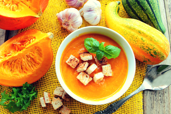 Sage and Butternut Squash Soup