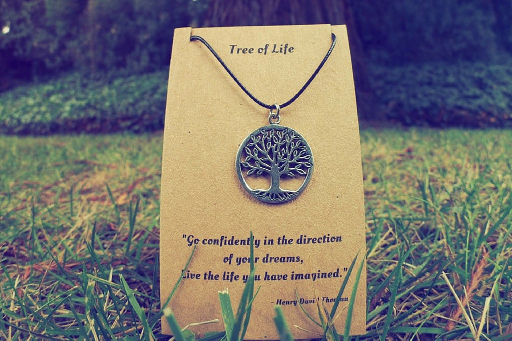 The Tree Of Life As Symbol Of Knowledge Quan Jewelry