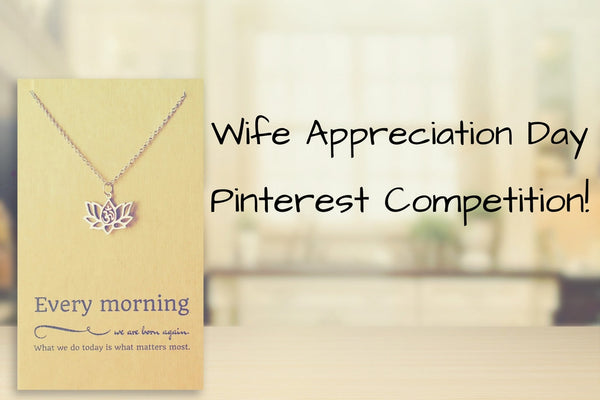 Wife Appreciation Day Competition
