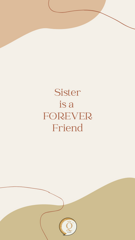 Quan Jewelry Best Sister Quotes for National Sister Day