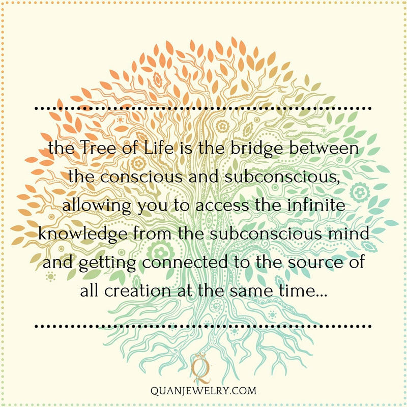Ordinaire Tree Of Life Quote