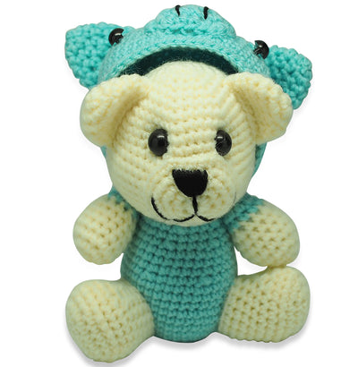 Rex Piggy Crochet Teddy Bear