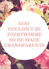 Free Grandparents Day Quote Card Printables