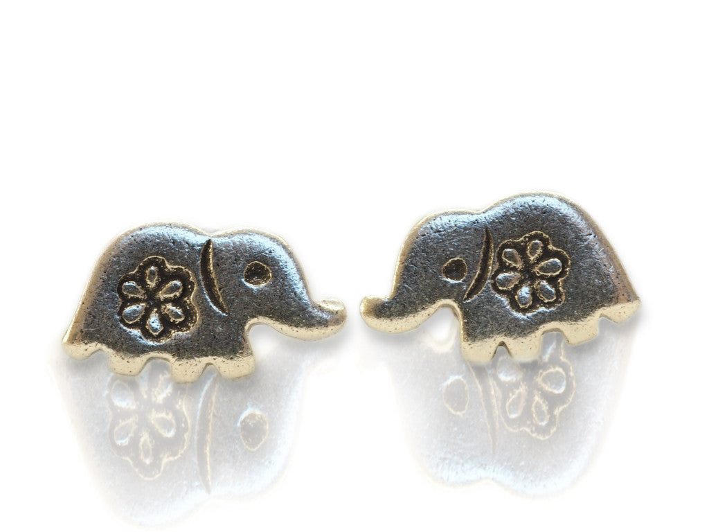 Preeda Lucky Elephant Earrings - Quan Jewelry