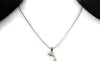 Araya Dolphin Necklace, 925 Sterling Silver, 18-inches - Quan Jewelry
