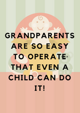 Free Grandparents Day Quote Card Printables - Quan Jewelry
