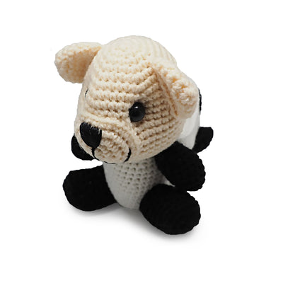 Osha Panda Crochet Teddy Bear Stuffed Animals