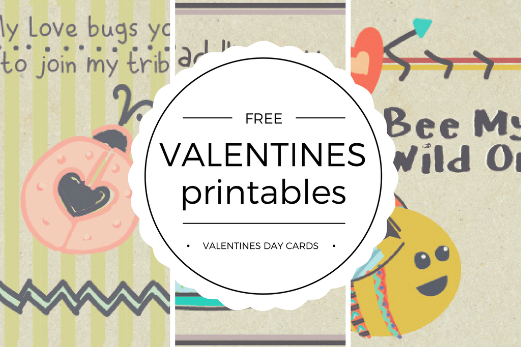 Free Valentine's Cards for Couples Printables