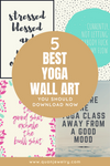 Free Funny Yoga Quotes Wallpaper Wall Art Printables - Quan Jewelry