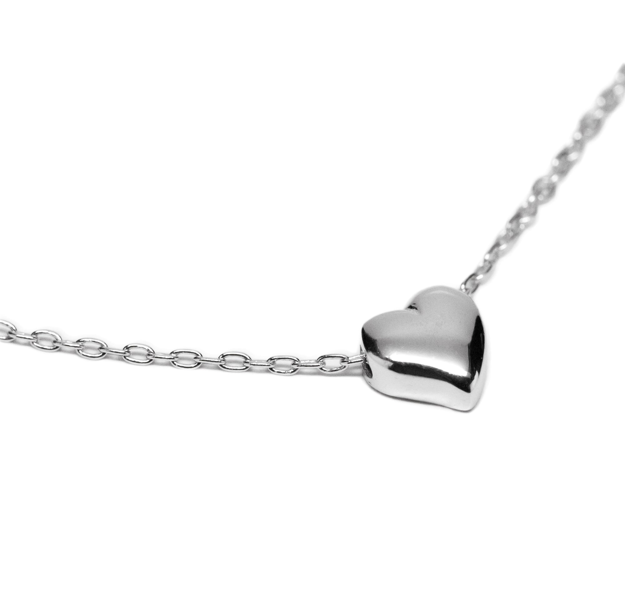Amelina Heart Necklace