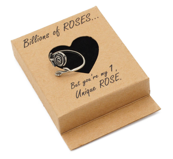Rose Ring, Gifts for Her