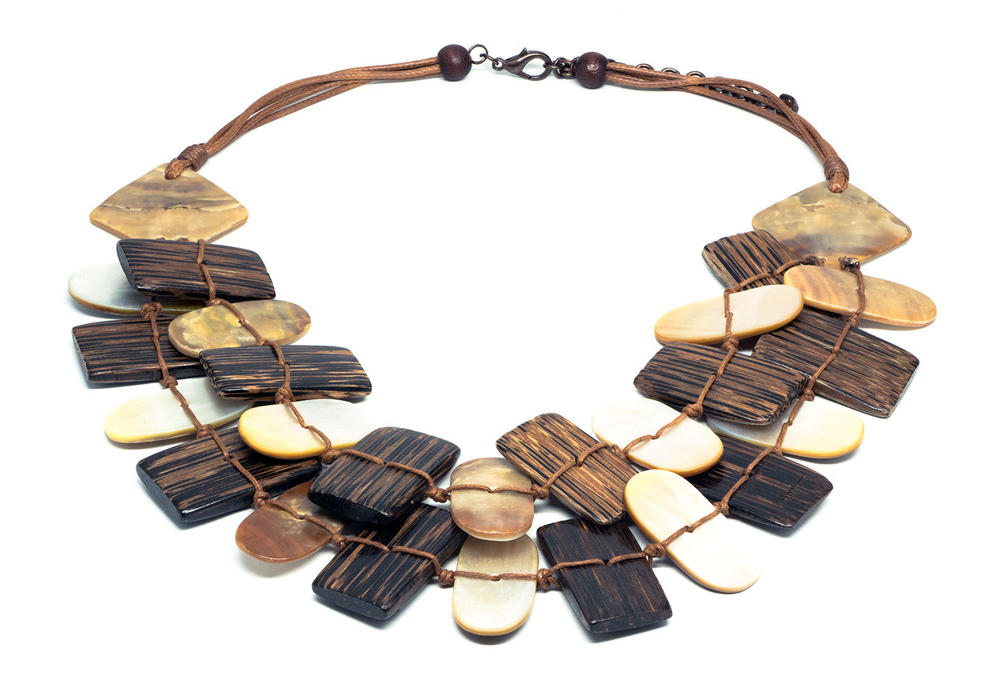 Martha Seashell Necklace - Quan Jewelry
