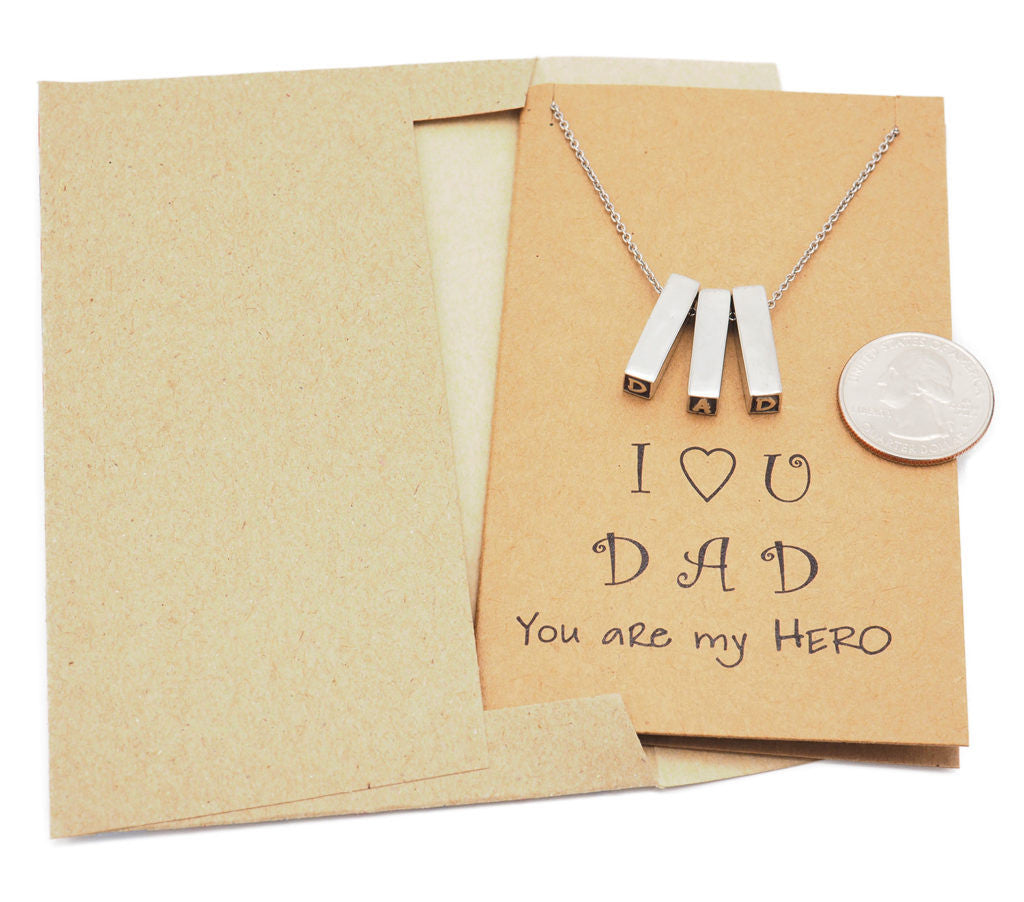 Gift Ideas for Dad - Quan Jewelry