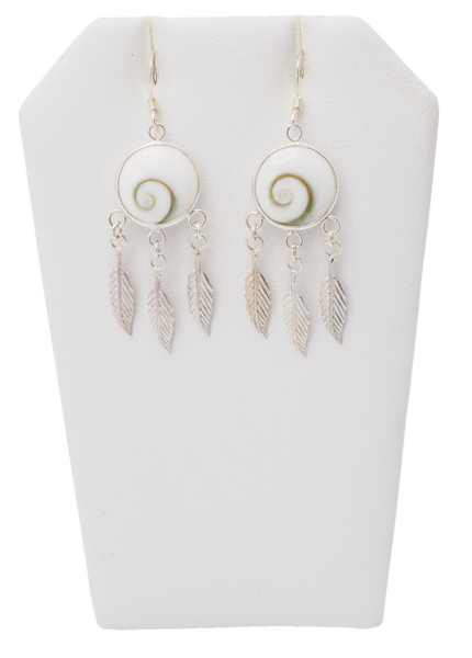 Gifts for Her Dream Catcher Earrings - Quan Jewelry 1