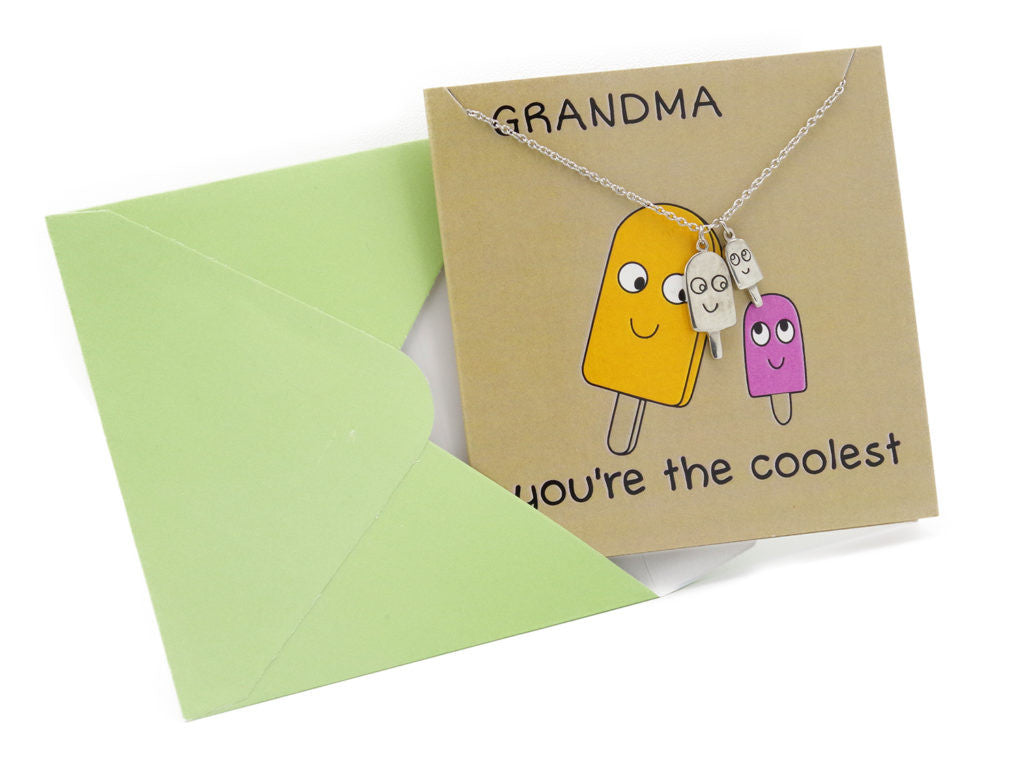 Grandmother Gifts with Funny Quotes