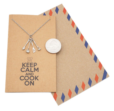 Keep Calm Quotes Greeting Card