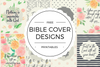 Free Bible Cover Designs Printables