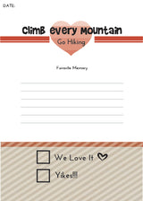Free Valentine's Date Ideas Cards for Singles