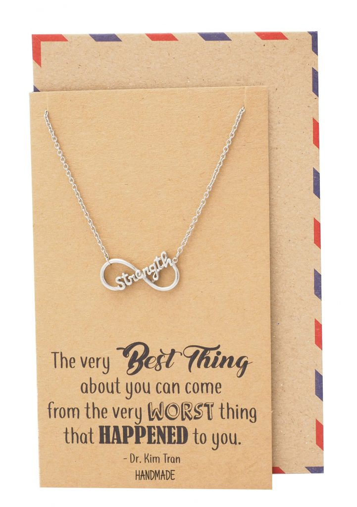 Merry Strength Best Thing Necklace for Women