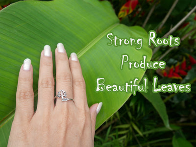Lou Mothers Rings Tree of Life Jewelry Inspirational Tree of Life Ring