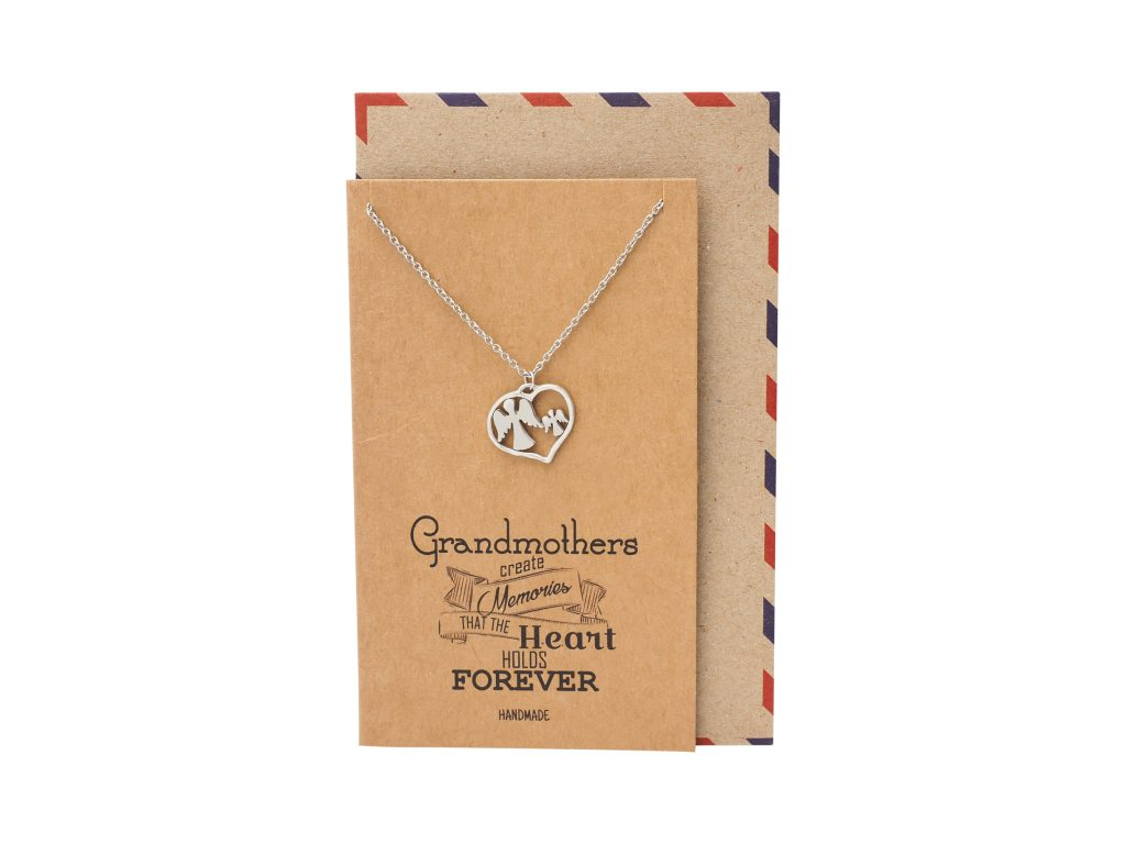 Grandma Quotes Jewelry Greeting Cards