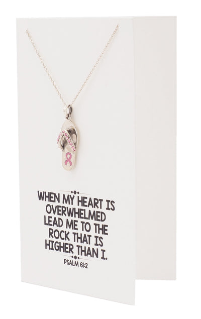 Fight Breast Cancer Jewelry