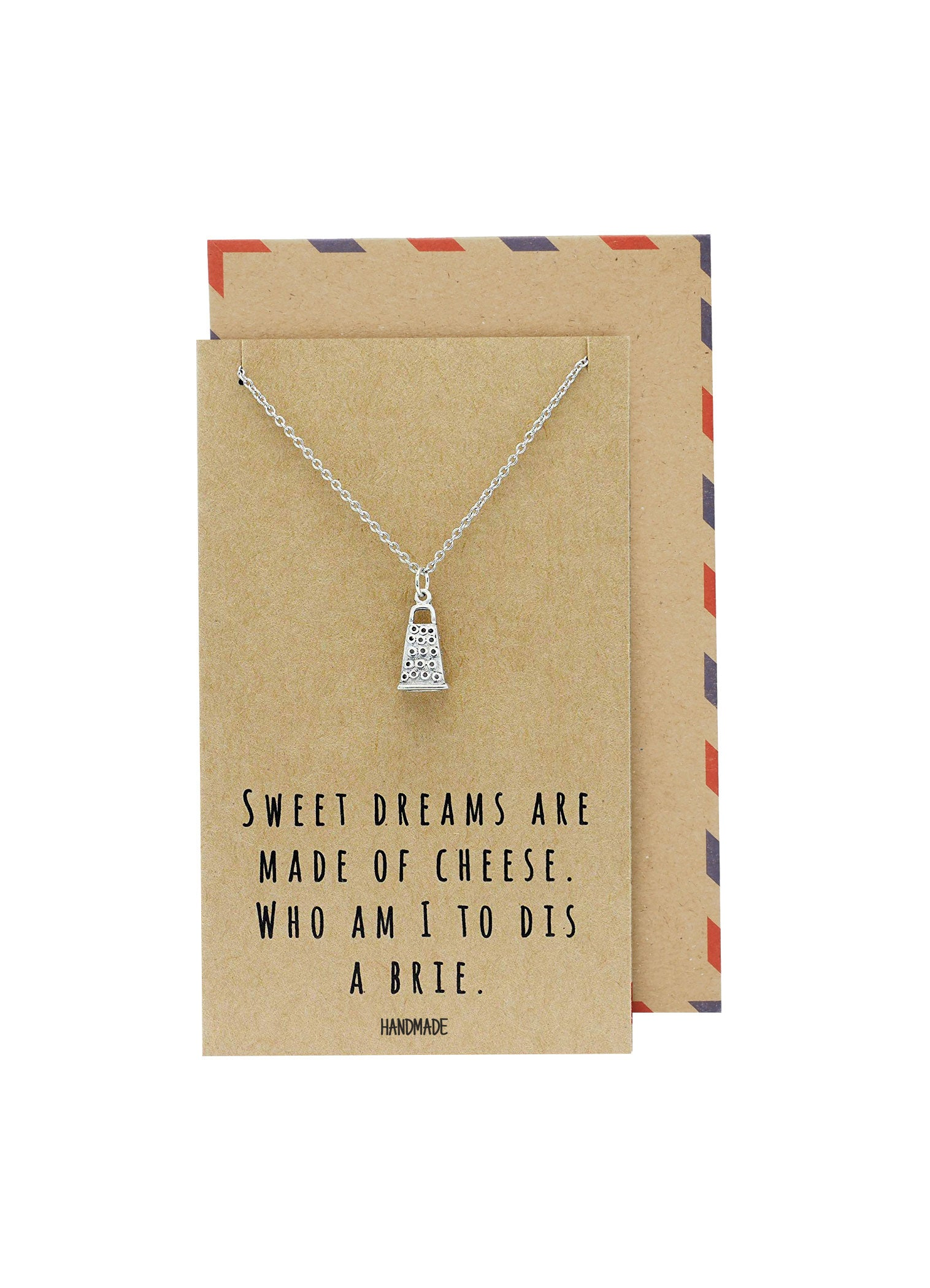 Rei Kitchen Charm Necklace