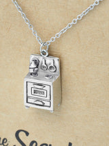 Mom Chefs Necklace Kitchen Stove Charm 4