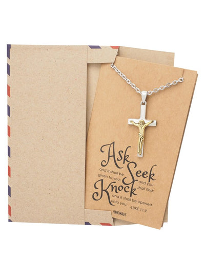 Inspirational Jewelry with Inspirational Card