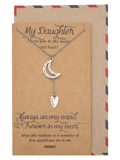 Maia Daughter Necklace