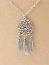 Jolyna Dream Catcher Necklace for Women