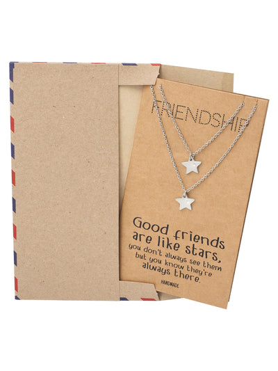 Friendship Necklace for 2