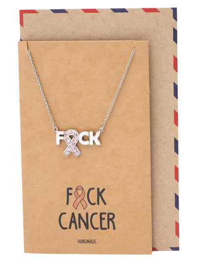 Izza Cancer Awareness Jewelry
