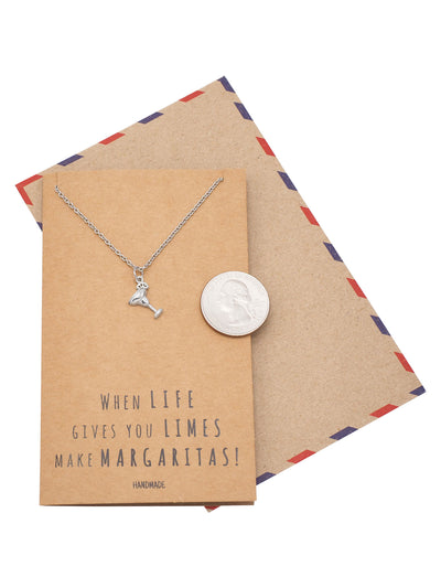 Margarita Jewelry Get Well Cards