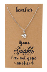 Bethany Teacher Gifts, Sparkle Jewelry and Thank You Cards - Quan Jewelry