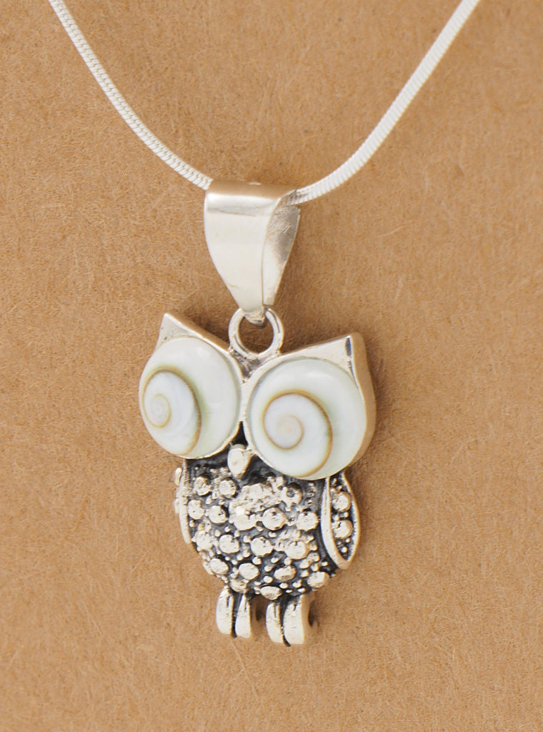 Ruth Owl Necklace Graduation Gifts and Cards with Wisdom Quotes,  - Quan Jewelry - 5