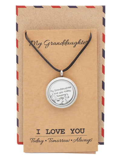 Mereen Gifts for Her Locket Necklace