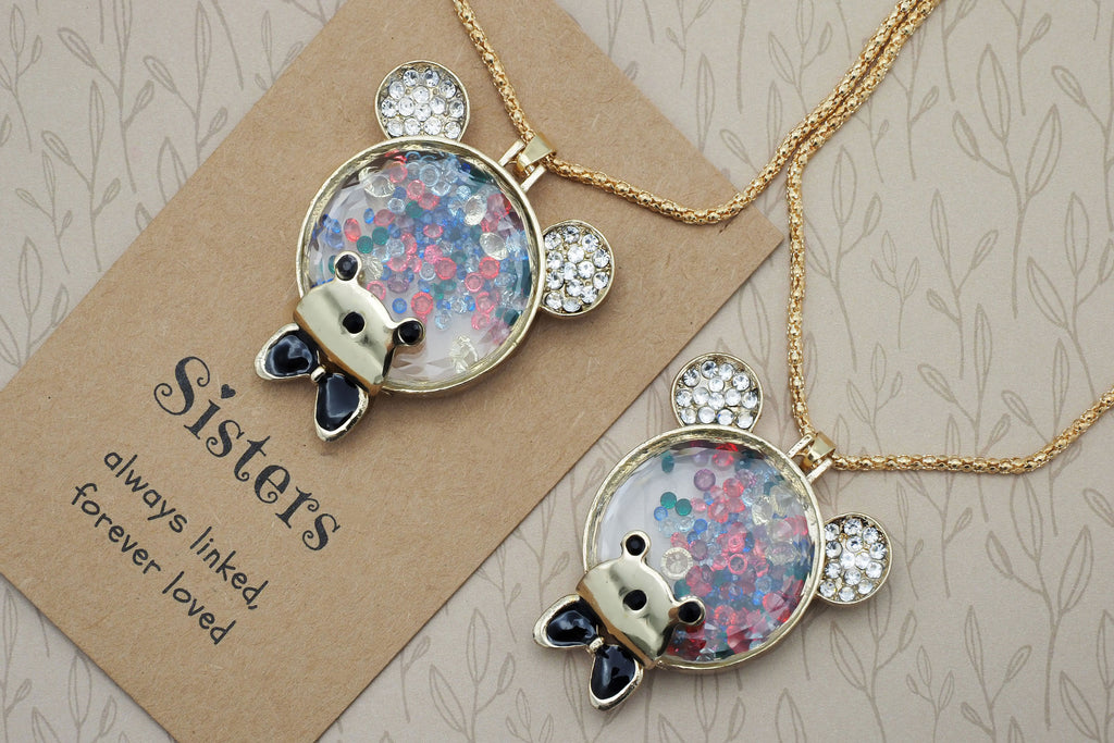 Enie Happy Birthday Granddaughter Quotes Koala Mama Bear Necklace