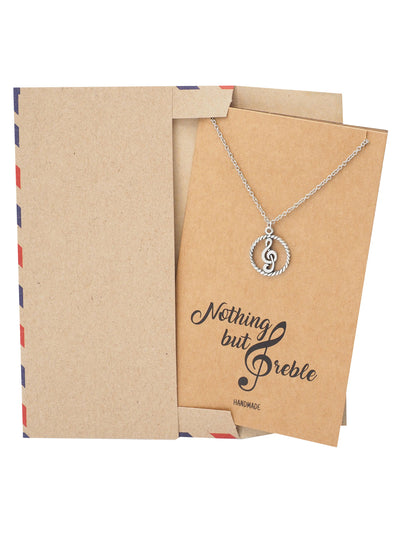 Best Jewelry Gift for Music Lovers