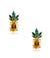 Mabel Pineapple Earrings, Gifts for Fruit Lovers, Earrings for Women